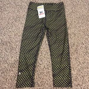 NWT Under Armour Athletic Compression Leggings